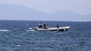 Ηράκλειο : Έρευνες για τον  εντοπισμό δύο αγνοουμένων - Ανετράπη η βάρκα τους