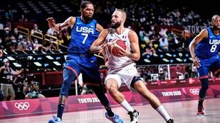 Ολυμπιακοί Αγώνες - Μπάσκετ ανδρών: Γαλλικό «χαστούκι» στην Team USA