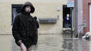 Βέλγιο: Οι χειρότερες πλημμύρες εδώ και δεκαετίες - Εκτεταμένες καταστροφές στην Ντινάν