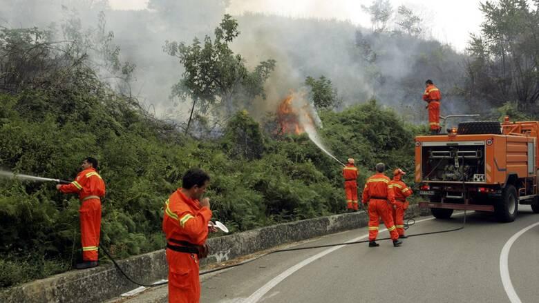 Ιταλία: Στάχτη 200.000 στρέμματα δάσους στη Σαρδηνία το τελευταίο εικοσιτετράωρο