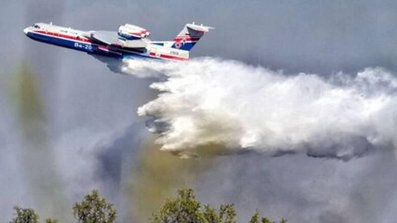 Καλή η εικόνα από τη φωτιά στο Ναύπλιο - Σε ύφεση το μέτωπο στη Νέα Αλμυρή Κορινθίας