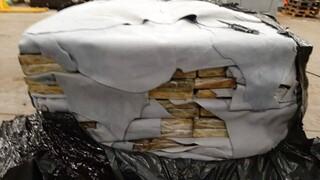 Ελ Σαλβαδόρ: Κατασχέθηκε ποσότητα «μαμούθ» κοκαΐνης - 586 κιλά ταξίδευαν προς Γουατεμάλα