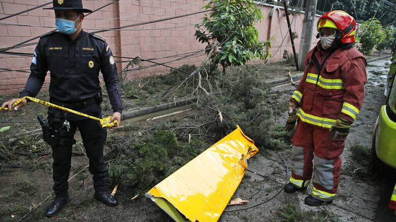 Σφοδρή κακοκαιρία στη Γουατεμάλα: Πάνω από 630.000 πληγέντες - Τουλάχιστον 8 νεκροί