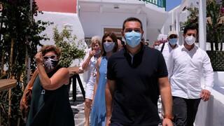 Στη Μυτιλήνη ο Αλέξης Τσίπρας - Θα συναντηθεί με τοπικούς φορείς