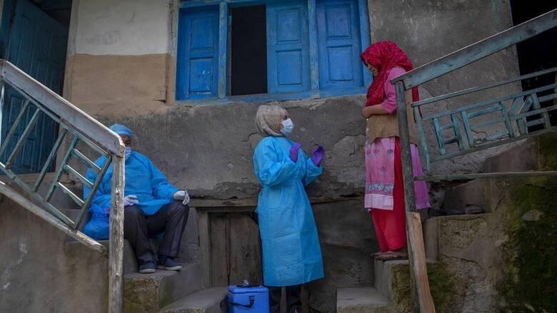 Ινδία: Πάνω από 39.000 κρούσματα και 400 νεκροί από κορωνοϊό