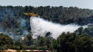 Πολιτική Προστασία: Σε πολύ υψηλό κίνδυνο πυρκαγιάς τέσσερις περιοχές την Τρίτη