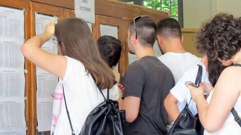Τροπολογία ΣΥΡΙΖΑ για την κατάργηση της ελάχιστης βάσης εισαγωγής