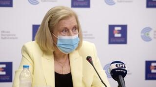 Θεοδωρίδου προς αντιεμβολιαστές: Θα κατανοήσουν το λάθος εάν βρεθούν στο νοσοκομείο
