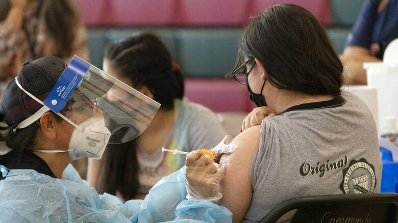 Παπαευαγγέλου: Δύο δόσεις εμβολίου στα παιδιά 12 -15 ετών - Να μην ανησυχούν οι γονείς