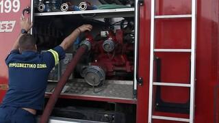 Θεσσαλονίκη: Φωτιά σε κτήριο της Ιατρικής Σχολής του ΑΠΘ