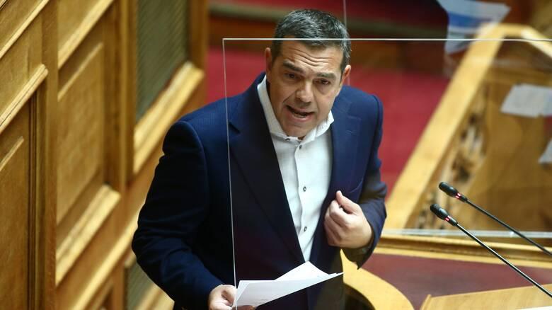Live Βουλή - Τσίπρας: Η ομιλία του προέδρου του ΣΥΡΙΖΑ για το εκπαιδευτικό νομοσχέδιο