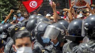 Τυνησία: Η ΕΕ ζήτησε την άμεση αποκατάσταση της θεσμικής σταθερότητας