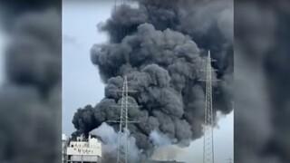 Έκρηξη στο Λεβερκούζεν: Ένας νεκρός και πολλοί τραυματίες - Ανησυχία για το τοξικό νέφος