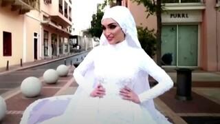 Λίβανος ένας χρόνος μετά: Η φονική έκρηξη εξακολουθεί να «στοιχειώνει» τη νύφη τη Βηρυτού