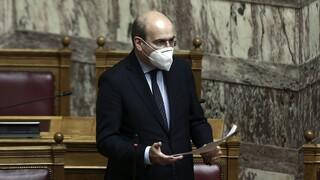 Χατζηδάκης: «Χορηγός» της κυβέρνησης η άστοχη αντιπολίτευση του ΣΥΡΙΖΑ