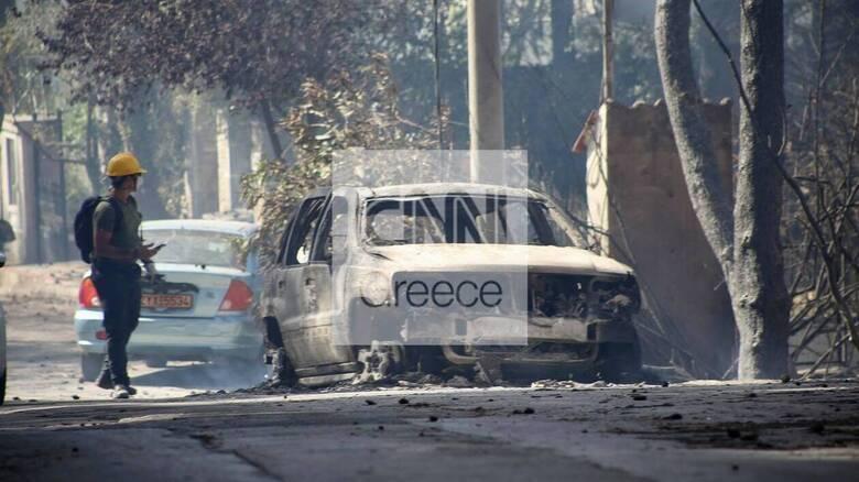 Φωτιά στη Σταμάτα - Πατούλης: Μπορεί να είχαμε τραγικά αποτελέσματα, εξετάζεται ο εμπρησμός