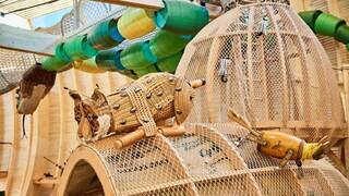 ANOHA: Ένα νέο παιδικό μουσείο ανοίγει στο Βερολίνο - H Κιβωτός του Νώε... αλλιώς
