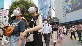 Ιαπωνία- Κορωνοϊός: Ρεκόρ νέων κρουσμάτων για δεύτερη συναπτή ημέρα με πάνω από 3.000 κρούσματα