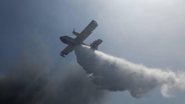 Μαίνονται οι φωτιές στην Αχαΐα: Εντολή εκκένωσης τριών οικισμών - Μάχη να μη φθάσουν στα σπίτια