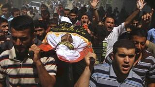 Δυτική Όχθη: Νεκρό 12χρονο αγόρι από πυρά Ισραηλινών στρατιωτών