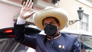Περού: Αναθεώρηση του Συντάγματος υποσχέθηκε ο νέος Πρόεδρος