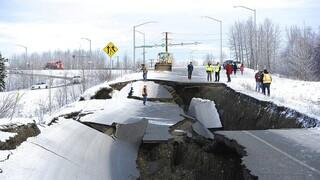 Ισχυρός σεισμός 8,2 Ρίχτερ στην Αλάσκα - Φόβοι για τσουνάμι