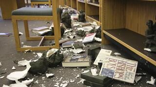 Σεισμός στην Αλάσκα: Κάμερες ασφαλείας κατέγραψαν τη στιγμή του σεισμού- Συγκλονιστικό βίντεο