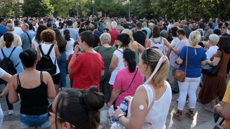 Περιφερειάρχης Ν. Αιγαίου: Λήψη μέτρων για τις διαδηλώσεις των αρνητών του εμβολίου