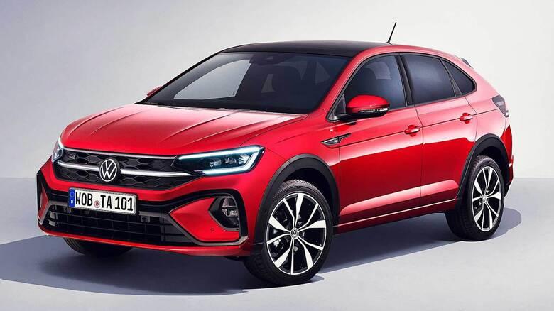 To Taigo είναι το νέο, μικρό SUV κουπέ της VW