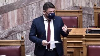 Χαρδαλιάς σε ΣΥΡΙΖΑ: Τα ζητήματα πολιτικής προστασίας είναι πέρα από κάθε μικροκομματική αντίληψη