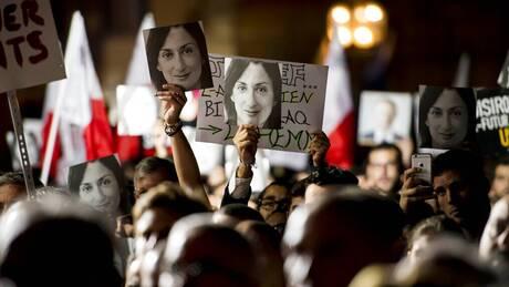 Ντάφνι Καρουάνα Γκαλιζία: «Ένοχο» το κράτος της Μάλτας για τη δολοφονία της δημοσιογράφου