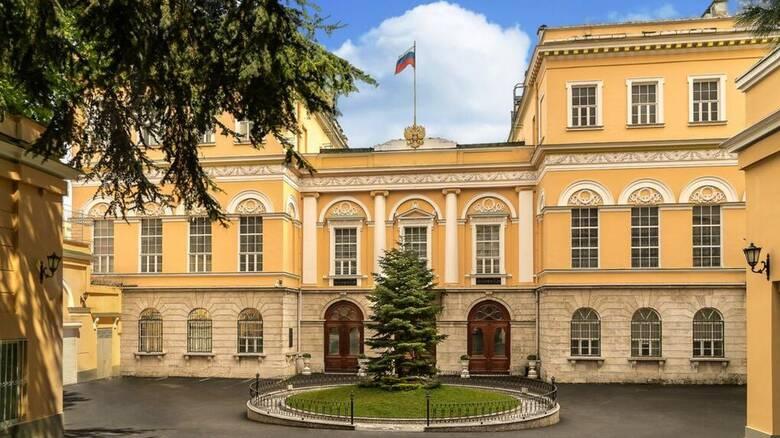 Διαψεύδονται πληροφορίες περί φωτιάς στο ρωσικό προξενείο στην Κωνσταντινούπολη