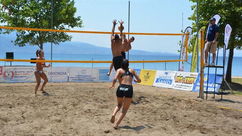 AHEPA WORLD CUP 2021 Beach Volleyball: Με άρωμα ΗΠΑ και Βενεζουέλας στις απονομές