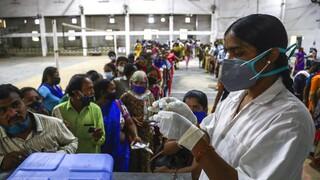Ινδία: Πάνω από 44.000 κρούσματα και 550 νεκροί από κορωνοϊό