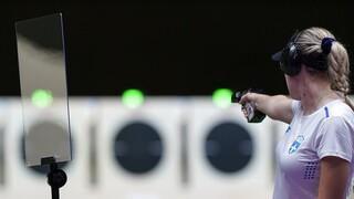 Ολυμπιακοί Αγώνες Τόκιο: Έκτη η Άννα Κορακάκη στα 25 μ. πιστόλι