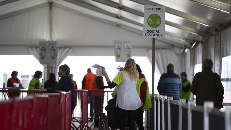 Βέλγιο: Επτά στους δέκα ενήλικους πολίτες έχουν ολοκληρώσει τον εμβολιασμό τους