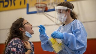 Κορωνοϊός - ΕΚΠΑ: Τι έδειξε έρευνα στο Ισραήλ για τη νόσηση πλήρως εμβολιασθέντων υγειονομικών