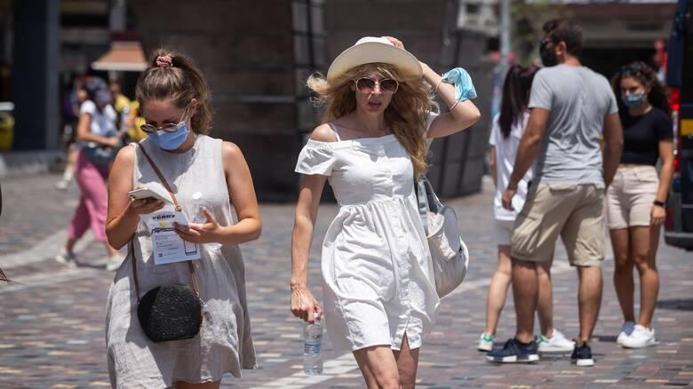 Μαρουσάκης στο CNN Greece: Δεν ξέρουμε πότε θα λήξει το ισχυρό κύμα καύσωνα