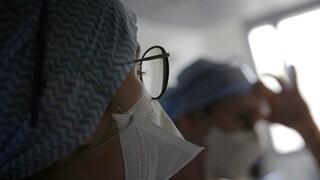 Κορωνοϊός - Γαλλία: Το 85% των νοσηλευομένων για Covid-19 είναι ανεμβολίαστοι