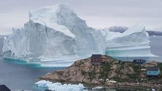 Γροιλανδία: Σε μια μέρα έχασε 22 γιγατόνους πάγου, τρίτη μεγαλύτερη ποσότητα εδώ και 70 χρόνια