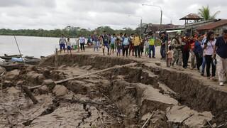 Σεισμός 6,1 Ρίχτερ στο Περού: Δεκάδες τραυματίες και ζημιές