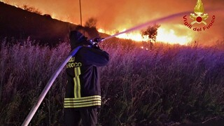 Rai: Αποτέλεσμα εμπρησμών μεγάλο μέρος των πυρκαγιών που κατακαίνε τη Σικελία