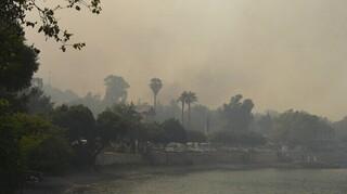 Φωτιά στην Αχαΐα: Κάηκαν πάνω από 20 σπίτια στη Ζήρια - Εκκενώθηκαν οικισμοί