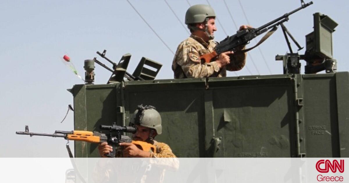 Αφγανιστάν: Σφοδρές μάχες γύρω από την πόλη Χεράτ – Ο στρατός βομβαρδίζει τους Ταλιμπάν