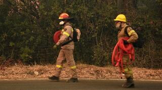 Πολιτική Προστασία: Πολύ υψηλός κίνδυνος πυρκαγιάς την Κυριακή για την περιφέρεια Νοτίου Αιγαίου