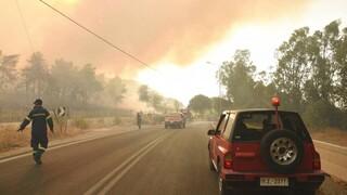 Φωτιά στην Αχαΐα: Σε 16 ανήλθαν οι τραυματίες από την πυρκαγιά