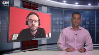 Απόστολος Μαλάτρας στο CNN Greece: Αύξηση των κυβερνοεπιθέσεων στην ΕΕ - Τι σχεδιάζει η Κομισιόν
