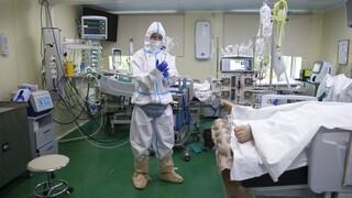 Κορωνοϊός - Ρωσία: Τρομάζουν τα νούμερα με 22.804 νέα κρούσματα και 789 θανάτους σε ένα 24ωρο