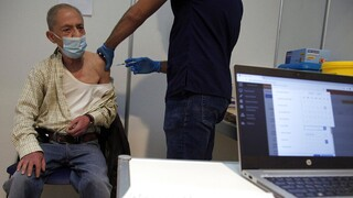 Κορωνοϊός - Κύπρος: Πλήρως εμβολιασμένο το 65,3% των ενηλίκων