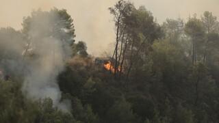 Πολύ υψηλός κίνδυνος πυρκαγιάς τη Δευτέρα σε πολλές περιοχές της χώρας